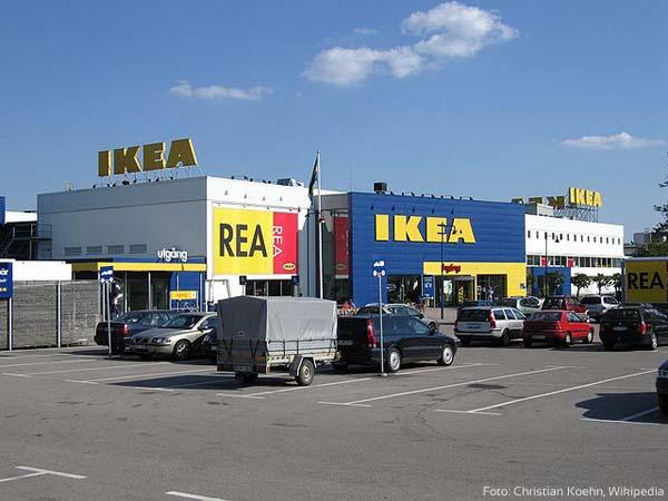 IKEA tog bort lesbisk intervju