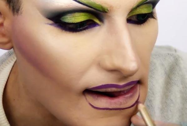 Hur sminkar man sig för att se ut som en Drag Queen?