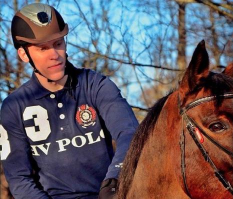 """Pierre Davidsson: """"De kallade mig hästbögen"""""""