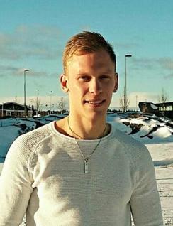 Pierre Davidsson belönades med pris