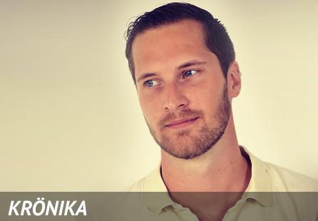 Vi välkomnar Andreas Samuelson som krönikör!
