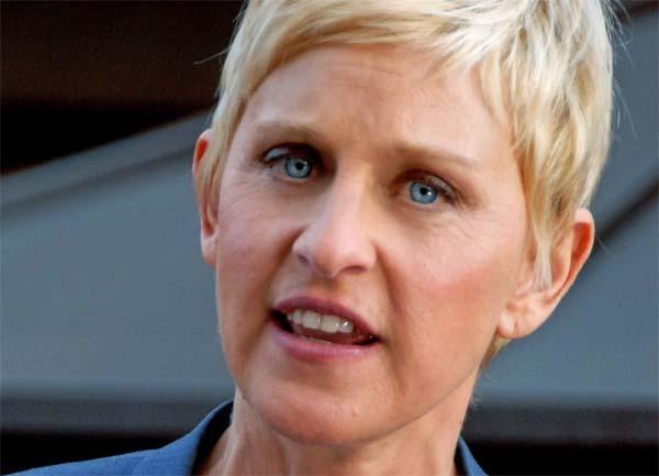 Ellen Degeneres blir programledare för Oscargalan