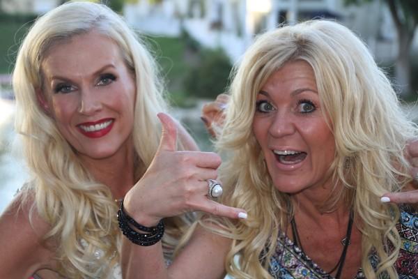 """Gunilla Persson i exklusiv intervju: """"Britt var ju anställd för att provocera mig!"""""""