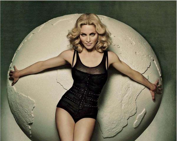 Vad kan du om Madonna?