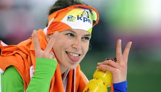 Lesbisk tar guld i Sochi