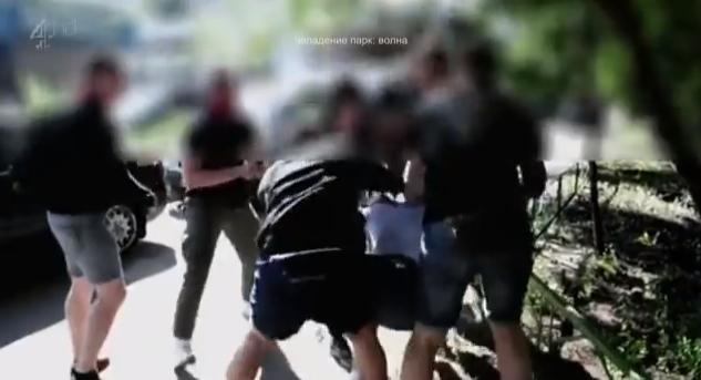 Video: Så jagas homosexuella i Ryssland