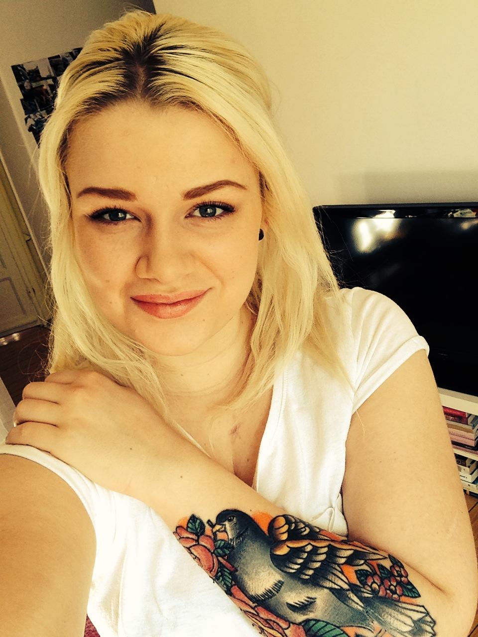 Linnea Runnander: Moralkaka, mansförkylning och en svår förlossning