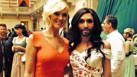 Ryssland skapar egen schlagertävling – i protest mot Conchita Wurst