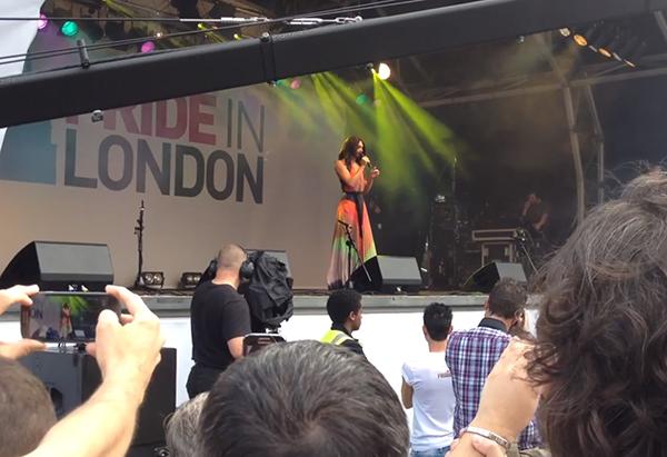 Se godbitarna från London Pride 2014!