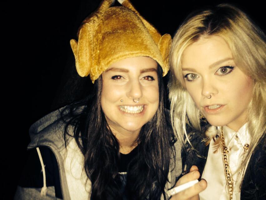 """Mirella och Charlotte: Att spela in serien """"flator"""" var askul!"""