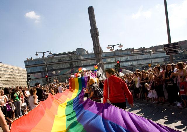 Programmet klart för Pride House – eventet större än någonsin