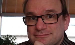 Christer Åberg närbild