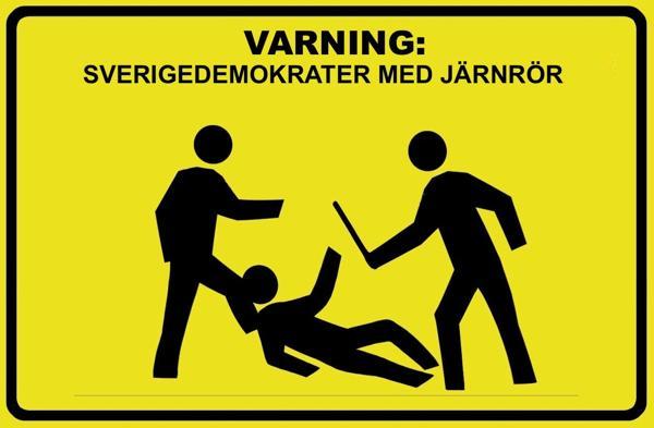 Stå upp mot homofobin – peka fingret åt Jimmie Åkesson #FuckYouJimmie