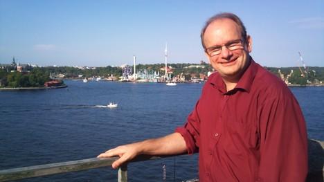"""Christer Åberg i exklusiv intervju: """"Homosexuella handlingar är ett uppror mot Gud!"""""""