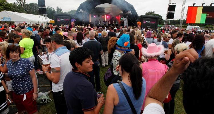 42-åring bötfälls för olaga hot mot pridefestival