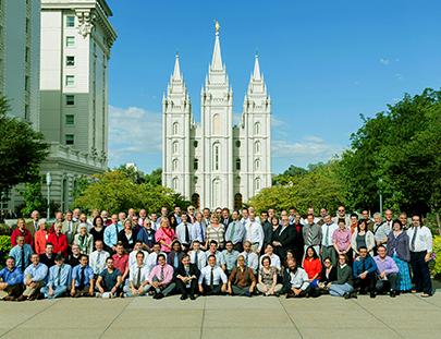 HBTQ-mormoner invigde sin årliga konferens