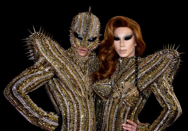 Nattklubbsduon Duo RAW intar gayklubben WONK
