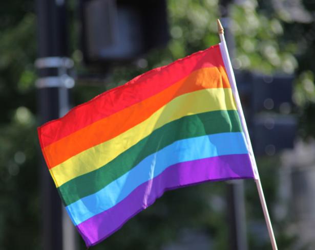 Att öppet kunna vara homosexuell