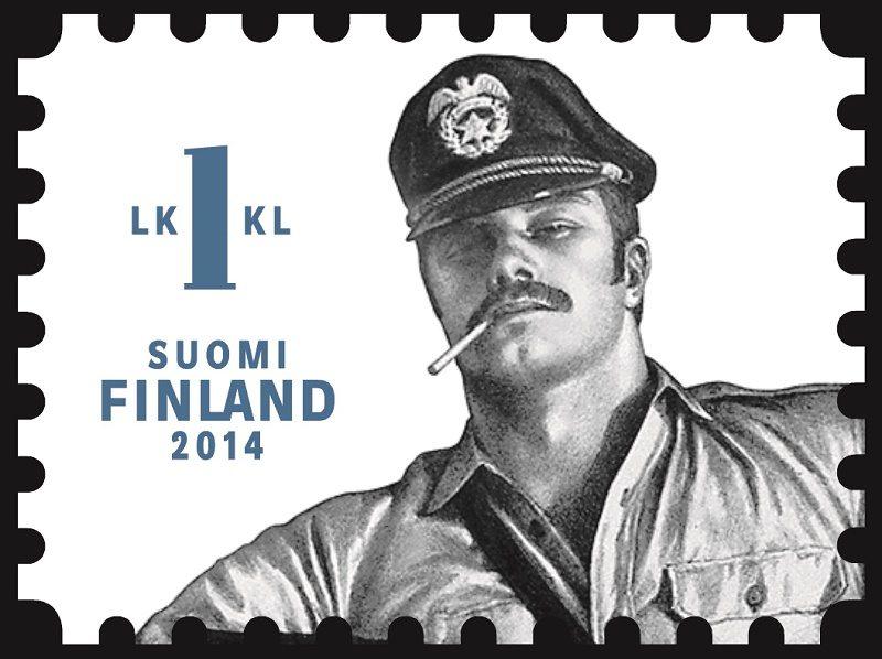 Finsk varuhuskedja bojkottar Tom of Finland-frimärken