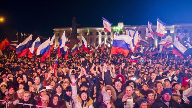 VM i ett inskränkt Ryssland