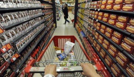 Pussades – blev utkastad från matbutik