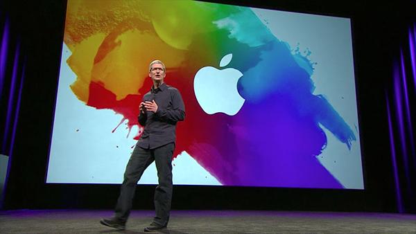 """VD för Apple och homosexuell: """"Jag är stolt över att vara gay!"""""""