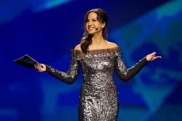 Petra Mede blir programledare för Eurovision-jubileum