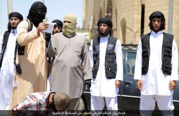 Islamiska staten kastade homosexuell man från byggnad