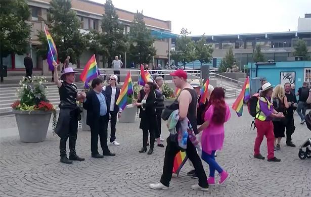 Arrangören bakom Järva Pride vill se fler förortsparader