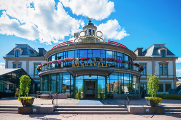Casino Cosmopol i Sundsvall