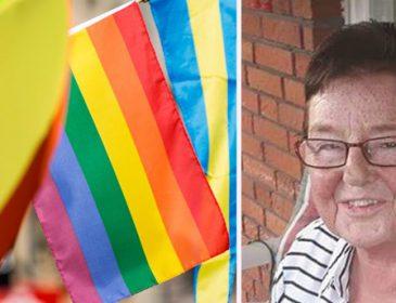 Bästa vännen försvann när Gunvor Lindqvist kom ut som gay
