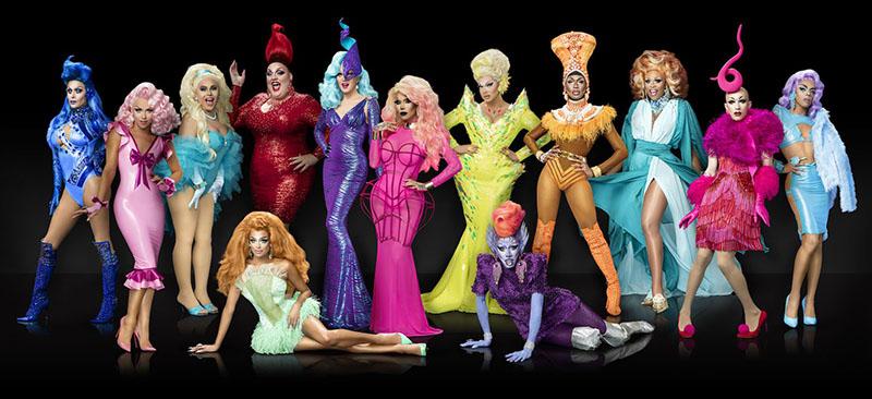 Detta vill vi se i RuPaul's Drag Race säsong 9