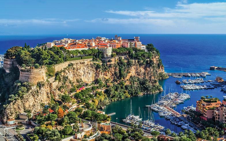 Lyxa till med en gayresa till Monte Carlo!