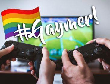 Gaymer, ett nytt begrepp inom HBTQ?