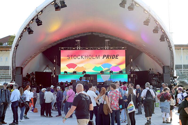Stockholm Pride 2019 – Här är hela programmet